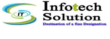 infotech solution Logo