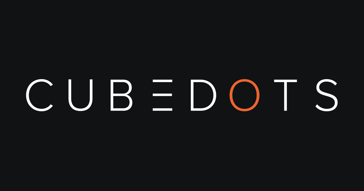 CubeDots Pvt. Ltd. Logo