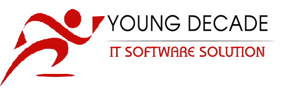Young Decade IT Software Solution Logo
