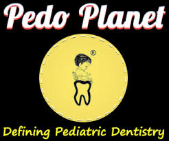Pedo Planet - Children's Dental Center Logo