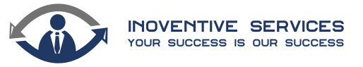 Inoventive Services Ltd 95826O1562 Logo