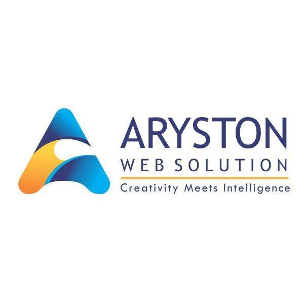 Aryston web solution pvt. ltd. Logo
