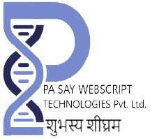 PA SAY Webscript Technologies Pvt. Ltd. Logo