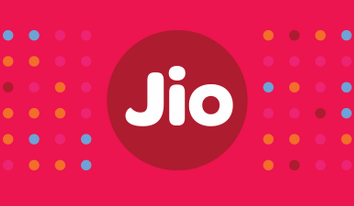 JIO Customer Services Logo