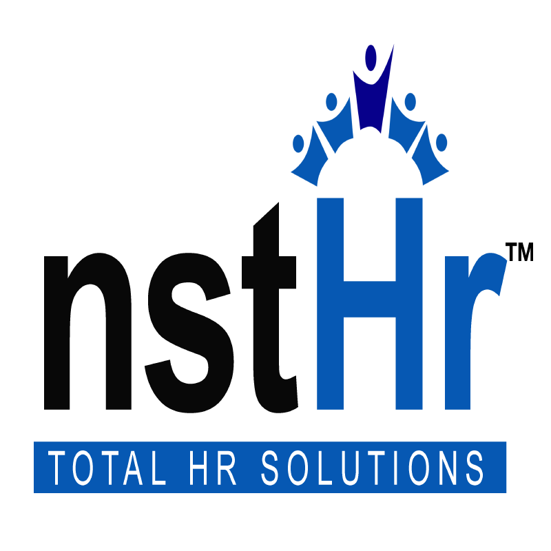 nstHr: Total HR Solutions Logo