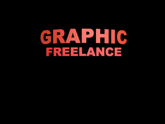 GRAPHIC FREELANCE Logo