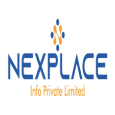 Nexplace info PVT LTD Logo