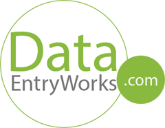 www.data-entry-works.com Logo