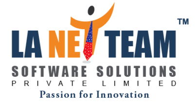 La Net Team Software Solutions Pvt. Ltd. Logo