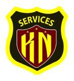 KN SECURITY AND FACILITY SERVICES Logo