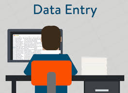 Data Entry Fresher Logo