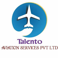 Telento Aviation Services Pvt ltd Logo