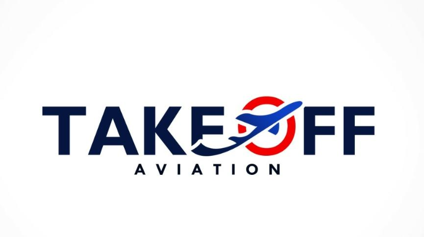 TAKE OFF AVIATION Logo